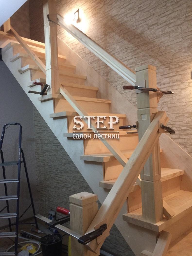 Готовые лестницы своими руками